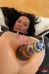 [LatexAngel] Beer Bottles in Butthole