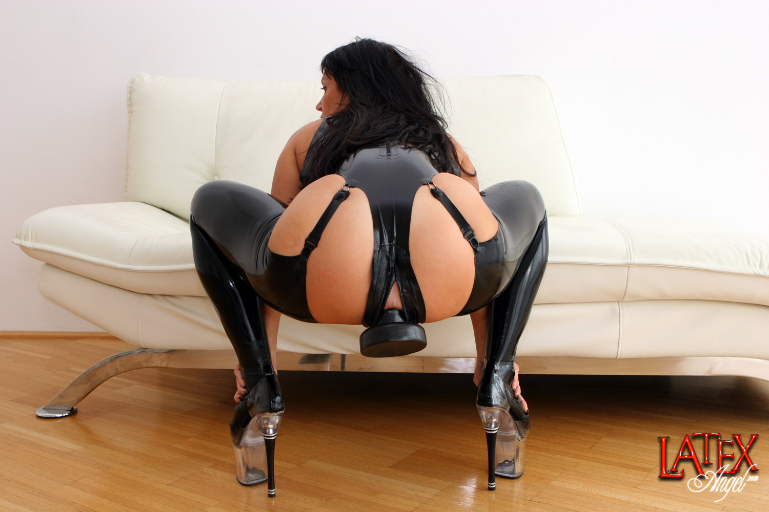 Mature big ass latex nice answer