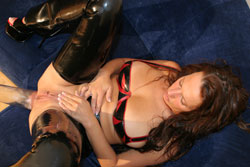 Latex Anal Pumping