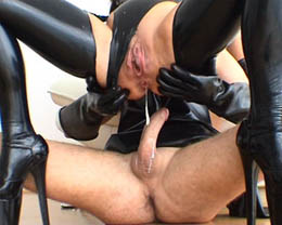 Xxx rated anal and double anal